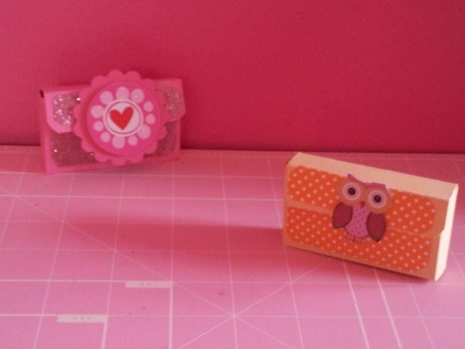 DIY KitKat Box (Detalle) Facil & Original