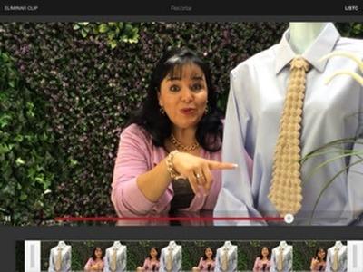 El mejor regalo para PAPÁ - corbata tejida de gancho  - Tejiendo con Laura Cepeda