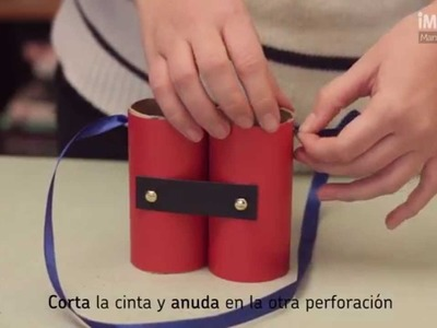 Juguetes de cartón | Cómo hacer juguetes de cartón | @iMujerHogar
