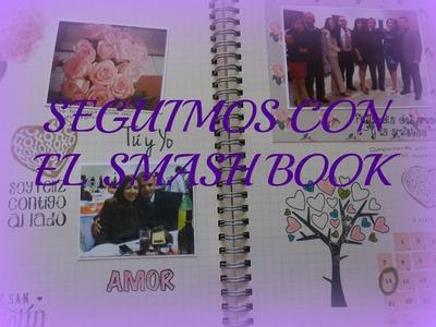 Segundo viernes de SMASH Book - Haz una pàgina conmigo