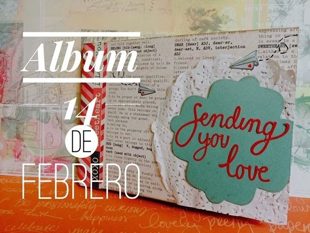 TUTORIAL Álbum San Valentin