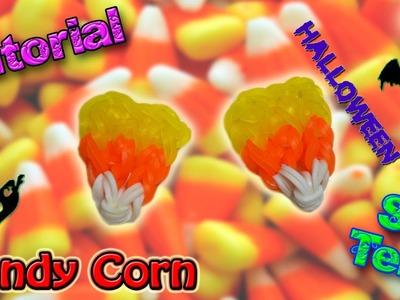 ♥ Tutorial: Candy Corn de gomitas (sin telar) ♥