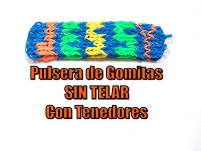 TUTORIAL PULSERA DE GOMITAS CON NOMBRE SIN TELAR.JESSY.MANILLA CON GOMAS ELÁSTICAS NOMBRE JESSY
