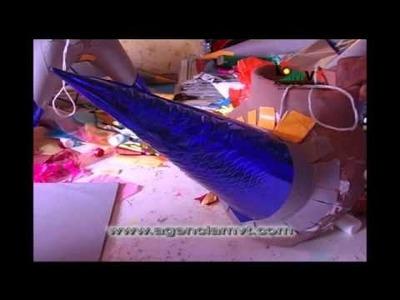 Elaboración de piñatas creatividad mexicana