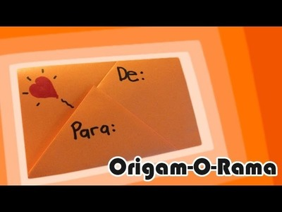 Carta con bolsillo (#cartasplegables)