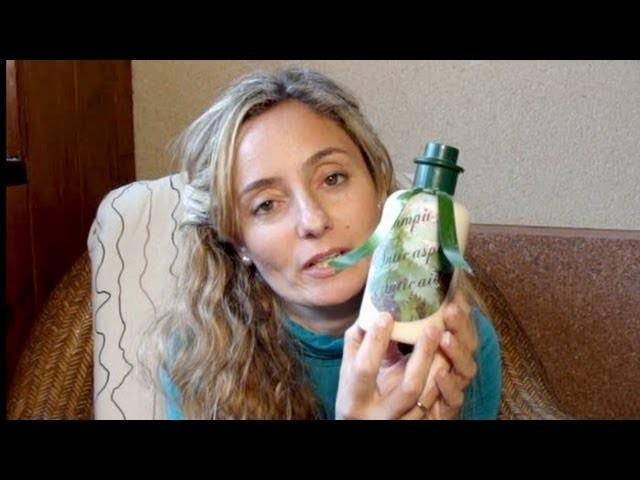 Cómo hacer champú. shampoo anticaída, anticaspa, antiseborreico ecológico y casero by Pilar.