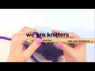 ¿Cómo hacer punto raso en crochet? - Aprender crochet