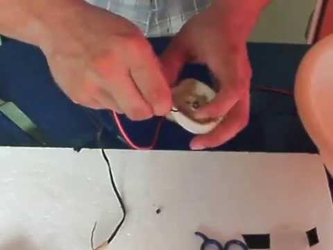 Como hacer tu propia maquina de algodón de azúcar casera