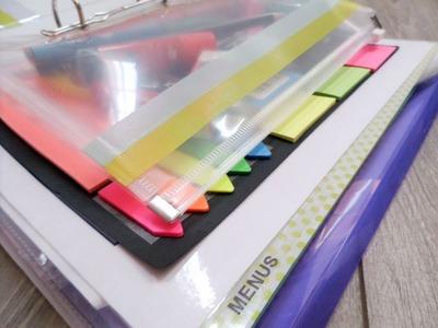 Cómo organizar archivador