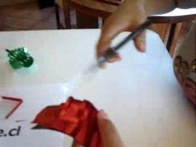 Decoración arbolito navidad