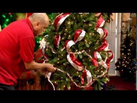 Decorando Navidad en Christmas Palace http:.lucydecorations.com.