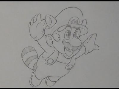 Dibujar a Mario Bros