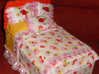 DIY Día de la madre  regalo, Camita costurero