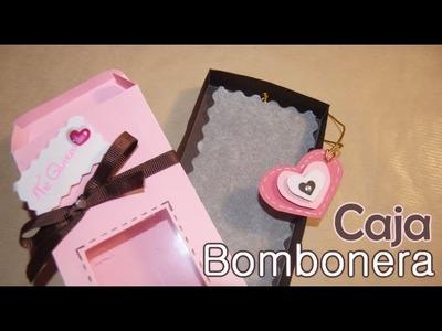 DIY. HTM : Cajita Bombonera  ♥ San Valentin ♥
