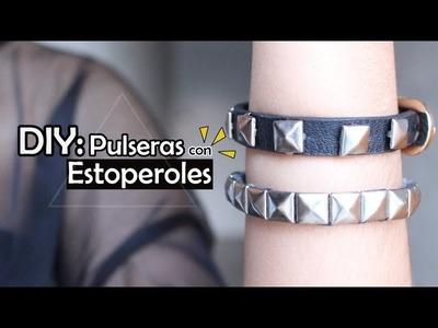 DIY: Pulseras con Estoperoles