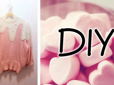 DIY | Recicla tu ropa - jersey girly