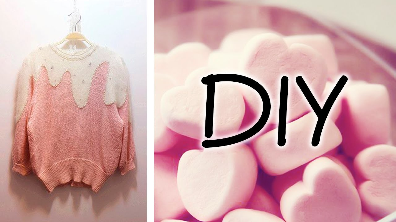 DIY | Recicla tu ropa - jersey girly