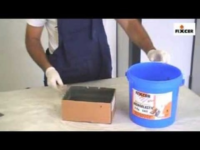 HIDROELASTIC - FIXCER PRODUCTS