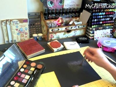 MCC #012 - Efecto Perfect Pearls con sombra de ojos