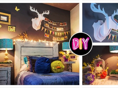 Redecorando mi cuarto (parte 2)