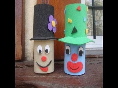 Souvenirs para cumpleaños-Hermosos Sonajeros-Paso a Paso