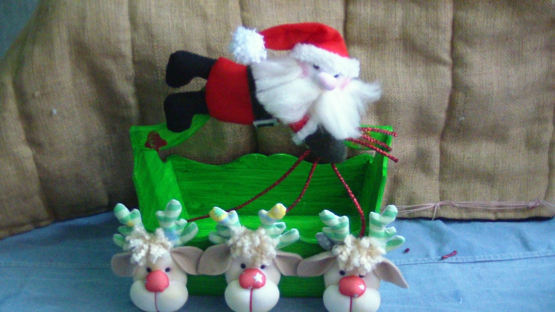 Christmas ornament subtitle.caja navideña subs 1.2. proyecto 69