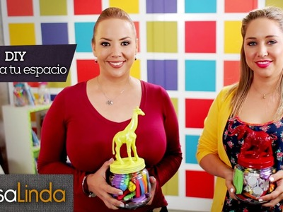 Cómo decorar tu Cuarto Favorito (DIY) - Casa Linda y Paola Celis (Episodio 6)
