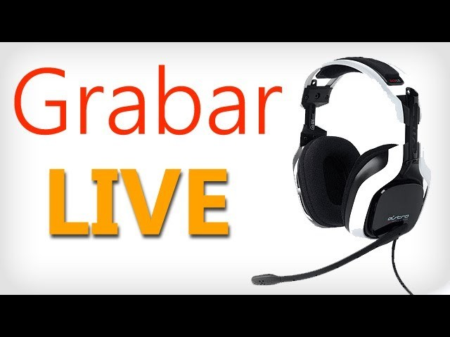 Como grabar gameplay en vivo con chat de amigos y tu voz (PS3.XBOX360.WII)