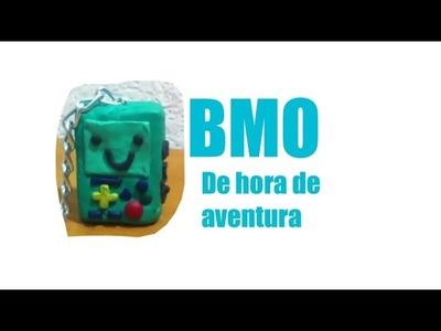 Como hacer a BMO de hora de hora de aventura
