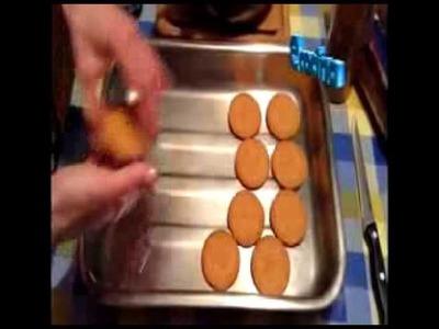 Como hacer Torta fria de Pudin Galletas Maria