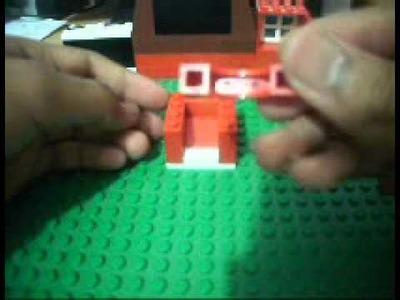 Como hacer un sofa y una maquina expendedora de lego