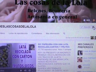 COMO RECIBIR LOS VIDEOS EN EL E-MAIL