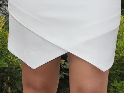 CURSO. Aprender a coser faldas parte 7: Cómo hacer el dobladillo.