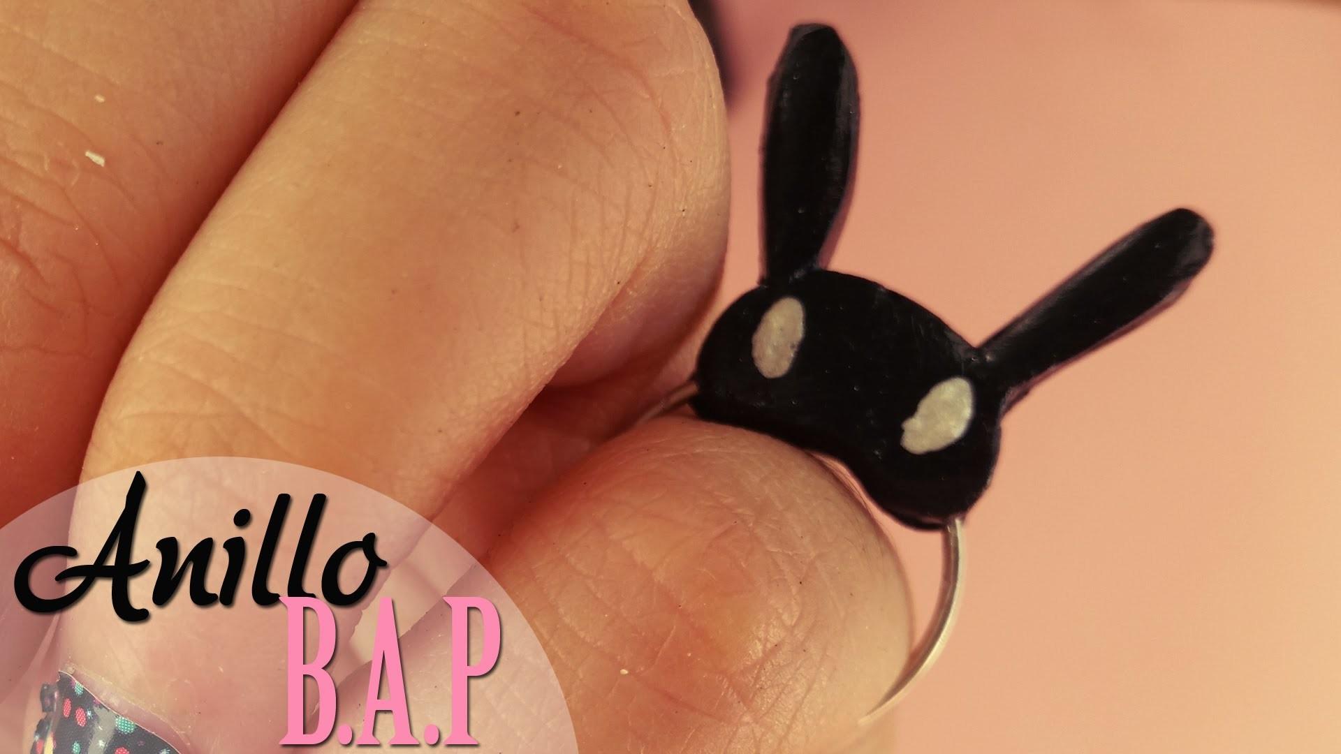 DIY: Anillo B.AP. Accesorio Kpop + Bonus SNSD
