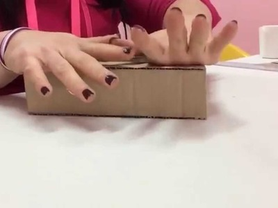 DIY Letras en 4 dimensiones El Rincón de Noe