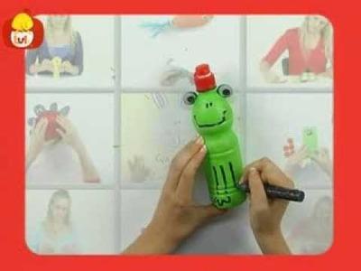 El rincón de las artes - El hámster y el ratón, Luli TV
