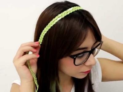 Ideas para decorar tu cabello. Accesorios - Hablobajito