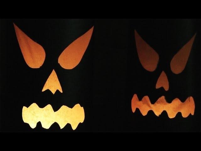 Manualidades para Halloween - Farolito para Día de muertos - Manualidades para todos