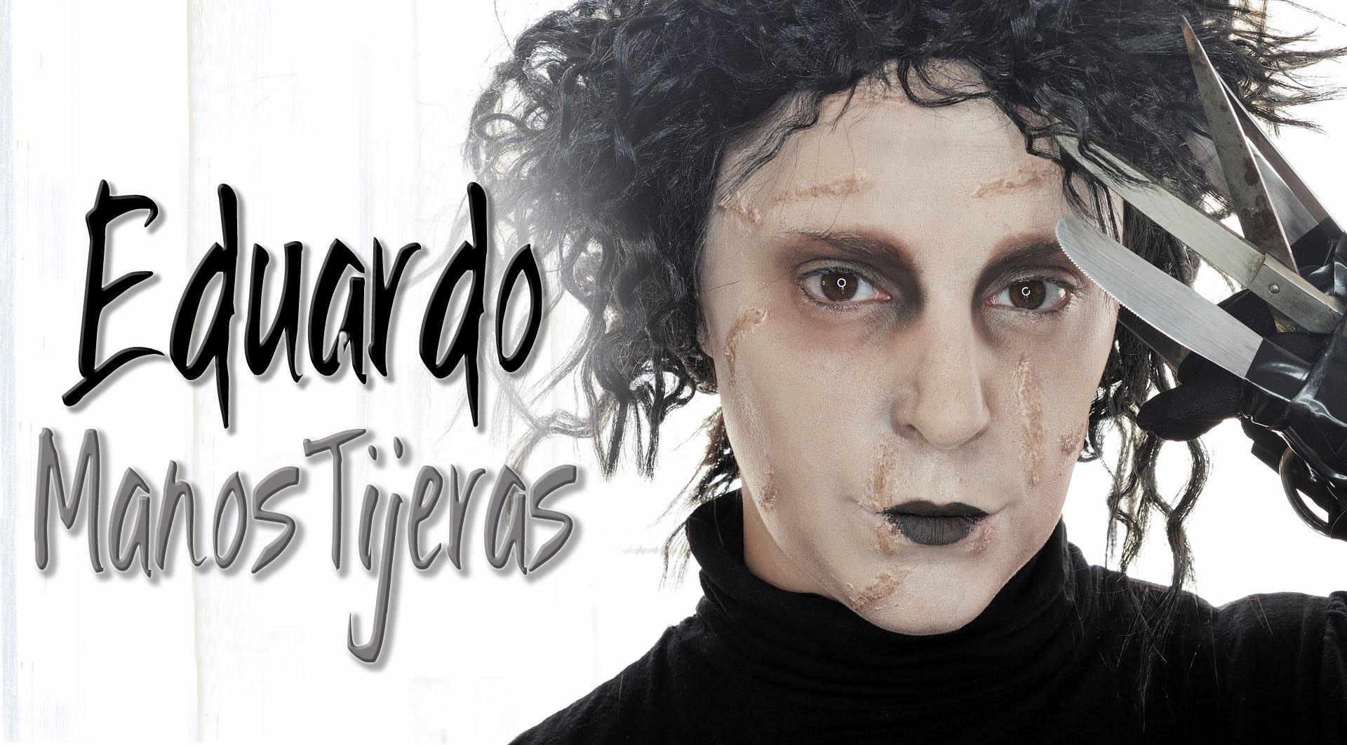 Maquillaje Eduardo Manos Tijeras Makeup FX #51 | Silvia Quiros