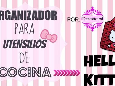 Organizador Hello Kitty por Fantasticazul