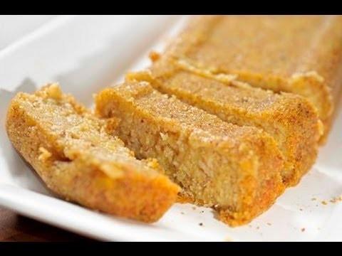 Pan de avena, naranja y plátano sin gluten - Gluten Free Oat, Orange, and Banana Bread