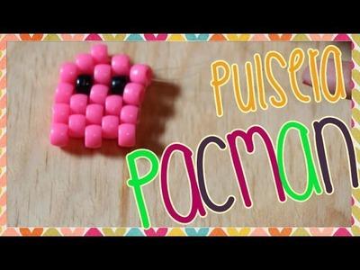 Pulseras de Pacman Kandi - DIY #TutorialesRaver para EDC México