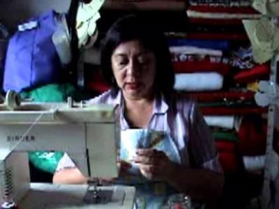 Reportaje sobre Manualidades, confección de muñecos para navidad ,lencería y cualquier ocasión.