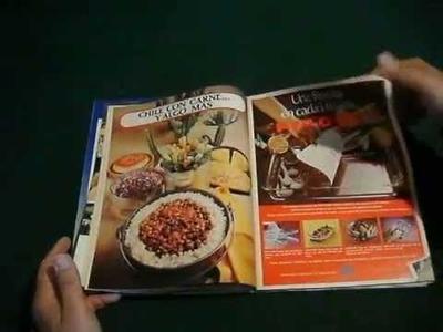 Revistas de manualidades punto de cruz y ganchillo paquete de 4