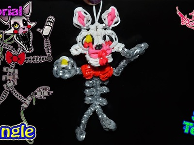 ♥ Tutorial: Mangle de gomitas de Five Nights at Freddy's (sin telar) ♥