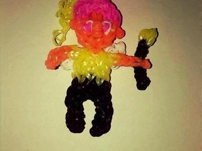 WANDA ( Fairly Odd Parents) Rainbow Loom