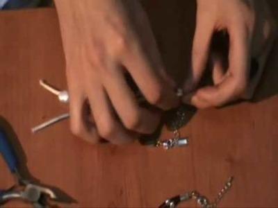 Abalorios - Simple pulsera con Calabrote