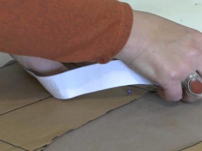 Activa Mujer 102 - Cómo confeccionar una calza - La Tijera