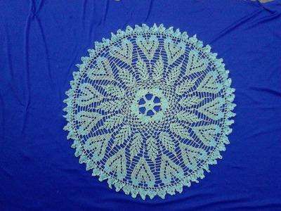 Carpeta crochet corazones 3 de 3