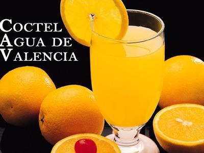 Coctel Agua de Valencia, Bebida con Alcohol
